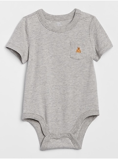 Baby Knit Bodysuit