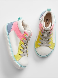 babyGap Hi-Top Sneakers