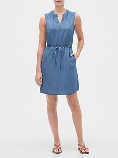 Shirtdress in TENCEL™