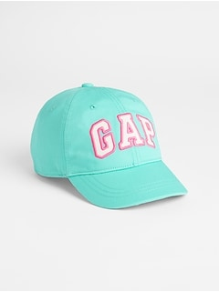 Kids Gap Logo Baseball Hat