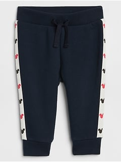 babyGap | Disney Mickey Mouse Pull-On Pants