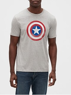 Marvel© Graphic Short Sleeve T-Shirt