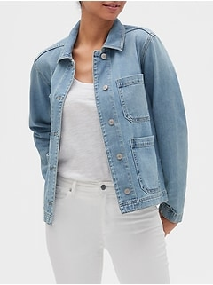 Worker Denim Jacket