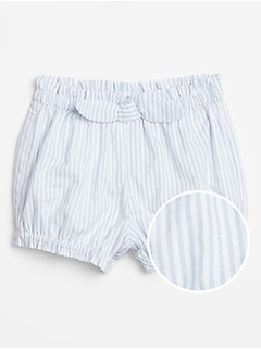 Baby Print Bubble Shorts