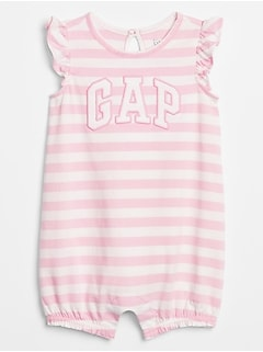 Baby Gap Logo  Shorty One-Piece