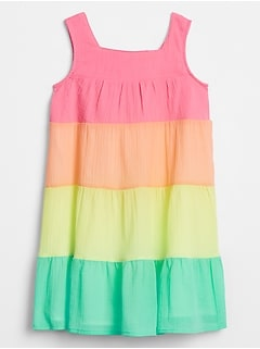 Toddler Tier Dress