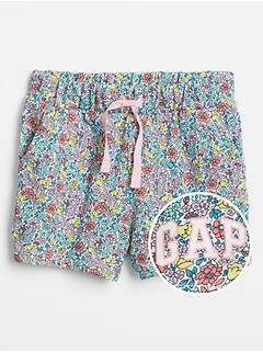 Toddler Logo Pull-On Shorts