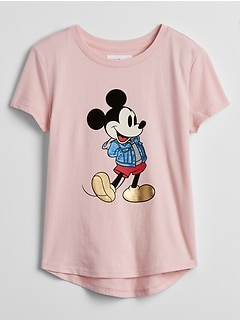GapKids | Disney Minnie Mouse Flippy Sequin T-Shirt