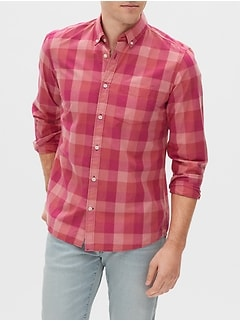 Poplin Shirt in Standard Fit
