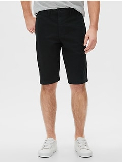 "12"" Essential Khaki Shorts"