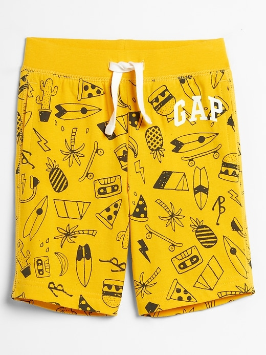 Gap Factory Toddler Print Pull-On Shorts