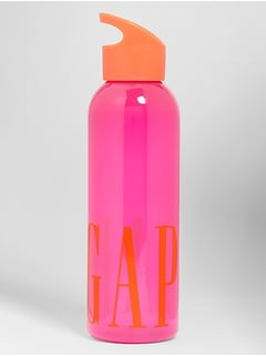 Gap Logo Water Bottle