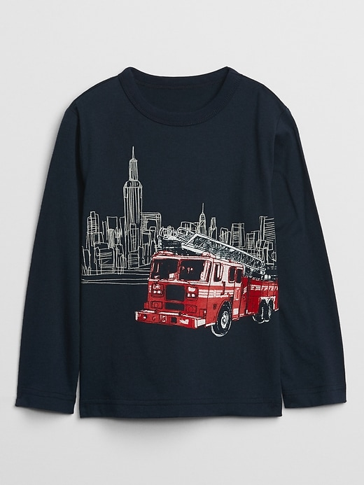 Gap Factory Toddler Graphic T-Shirt