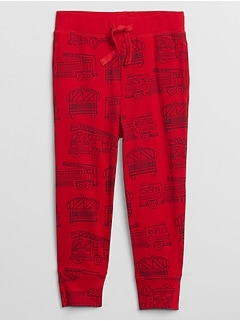 Toddler Graphic Pull-On Joggers