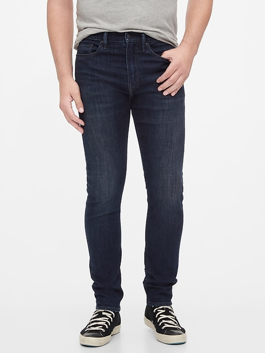 Gap Factory Men's Soft Wear Slim GapFlex Taper Jeans