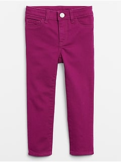 Toddler Skinny Jeans with High Stretch