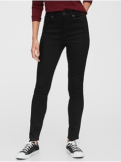 High Rise Universal Legging Jeans