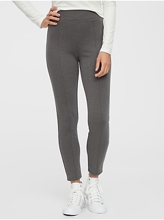 Seamed Leggings