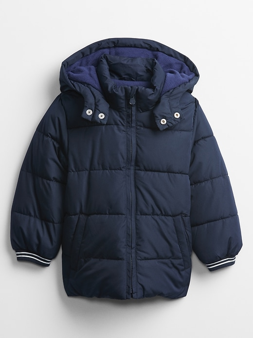 Gap Factory Toddler ColdControl Max Puffer Jacket