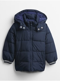 Deals on Gap Factory Toddler ColdControl Max Puffer Jacket