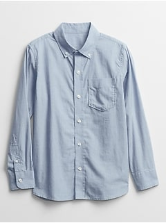 Kids Button-Down Shirt