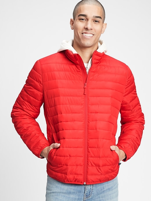 Gap Factory Men's ColdControl Puffer Jacket