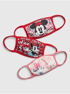 GapKids | Disney Face Mask (3-Pack)