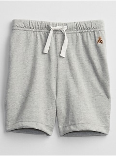 Baby Brannan Bear Pull-On Shorts