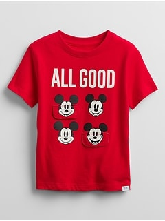 babyGap | Disney Mickey Mouse Graphic T-Shirt