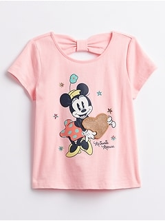 babyGap | Disney Minnie Mouse Bow T-Shirt
