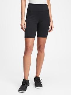 GapFit High Rise Bike Shorts